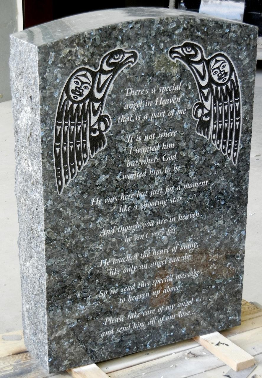 Native American Headstones Monuments Amp Memorials